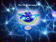 SUPER CELU! THE BRAIN GAME!