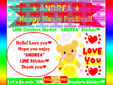 ANDREA Happy Heart-ball Game!