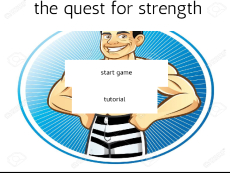 the quest for strength