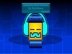 Geometry Dash Pachinko