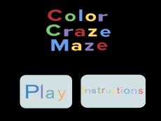 Color Craze Maze