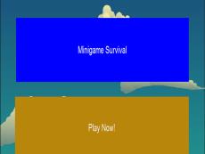 Minigame Survival
