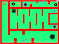Jadon's Monster Maze