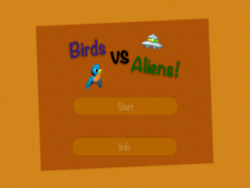 Birds Vs Aliens