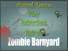 Zombie Barnyard Animal Rescue