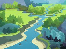 River Rabbit Run