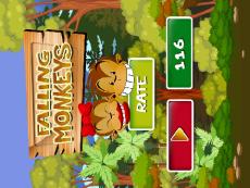 Falling Monkeys