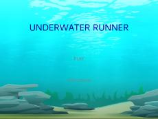 Underwater Runner