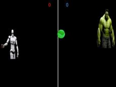 Robot Superhero Pong: By Patrick Effah