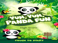 Yum, Yum Panda Fun