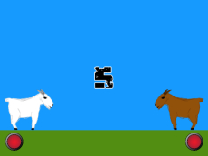 Kamikaze! Goats