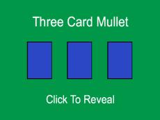 ThreeCardMullet