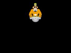 Robot Monkey Beta