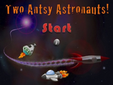 Two Antsy Astronauts v1.0