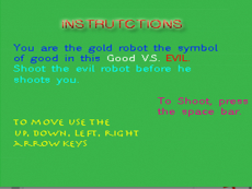 Good Robot V.S. Bad Robot