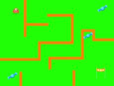 Monster Maze