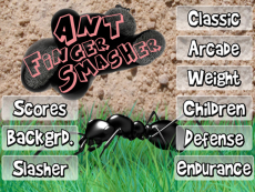 Ant Finger Smasher