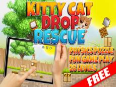 Kitty Cat Drop Rescue