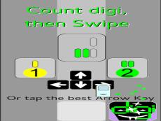 Count digi Swipe