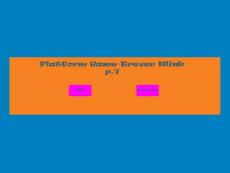 KlinkT_PlatformGame_MHS