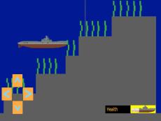 Sunk by a Sub - 8 bit