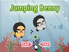 Jumping! Benny