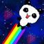 Space Panda Icon