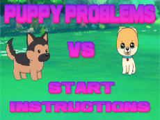 RSF Puppy Problems!!!