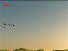 Brian's Complete Space Shooter Game