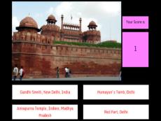 Tourism Game App