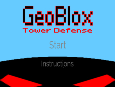 GeoBlox Tower Defense