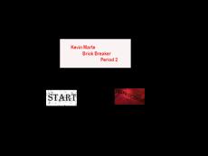 Kevin_Marte_-Brick_Breaker