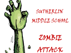 SUTHERLIN ZOMBIE ATTACK