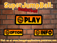 SuperJumpBall: Basketball