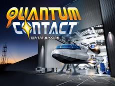 Quantum Contact: A Space Adventure