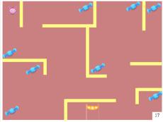 Njones Monster Maze