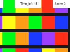 Rainbow tiles