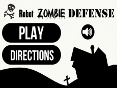 Robot Zombie Defense