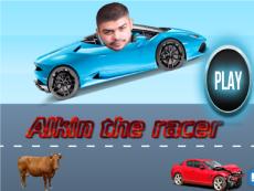 Alkin the racer