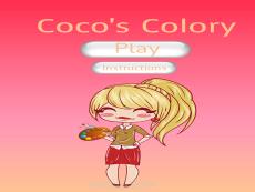 WHS M.A.D Coco's Colory