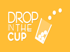 Drop In The Cup - Yellow