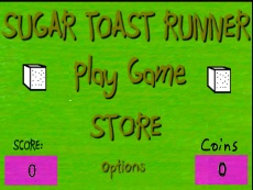 Sugar Toast Runner