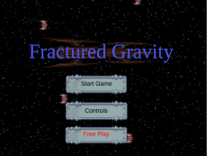 Fractured Gravity