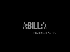 The Adventures of Bill
