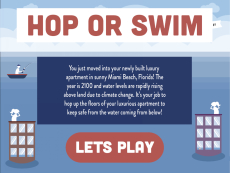 Hop Or Swim