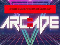 Brocade arcade