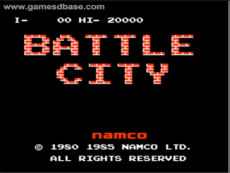 Battle City Demo