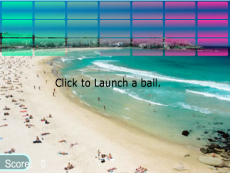 Beach Ball Breaker