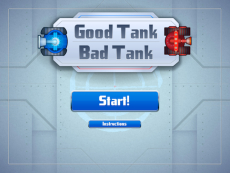 Eli Tank Game