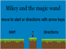 Mikey and the Magic Wand